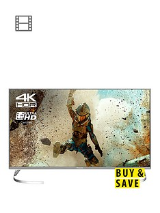 panasonic-tx-40ex700b-40-inch-4k-ultra-hd-certifiednbsphdr-freeview-play-smart-led-tvnbspsave-up-to-pound300-when-you-purchase-with-blu-ray-lfcjxnbspand-soundbar-lfcjw