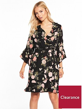 v-by-very-frill-wrap-dress