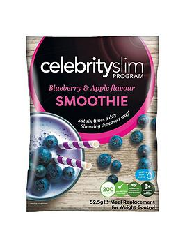 celebrity-slim-blueberry-apple-smoothies-14-sachets