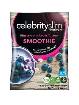 celebrity-slim-blueberry-apple-smoothies-14-sachets