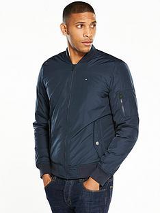 hilfiger-denim-padded-bomber-jacket