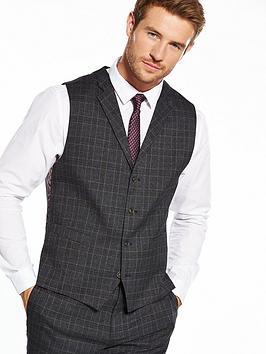 skopes-connor-check-waistcoat