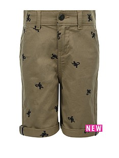 monsoon-charlie-embroidered-short