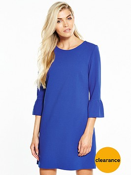 v-by-very-ruffle-sleeve-tunic-dress