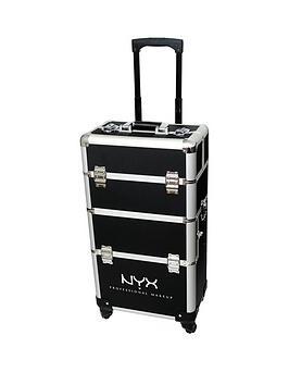 Nyx Professional Makeup Artist Train Case - 4 Tier