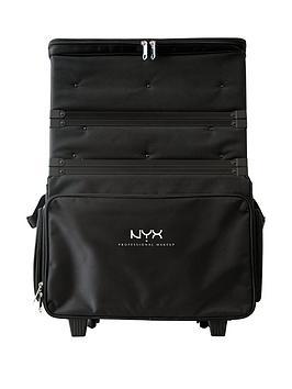 Nyx Professional Makeup Makeup Artist Train Case - 3 Tier Stackable