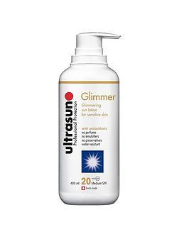 ultrasun-glimmer-20-spf-400ml