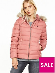 tommy-jeans-down-jacket-withered-rose