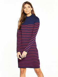 hilfiger-denim-stripe-long-sleeve-dress