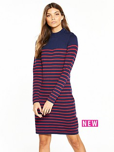 hilfiger-denim-stripe-long-sleeve-dress