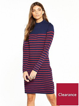 tommy-jeans-stripe-long-sleeve-dress