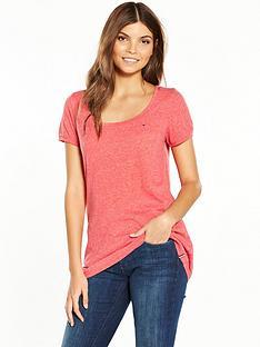 tommy-jeans-hilfiger-denim-original-melange-knit-t-shirt