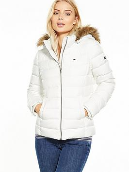 tommy-jeans-down-jacket-snow-white