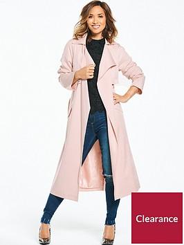 myleene-klass-drape-front-duster-coat-blush