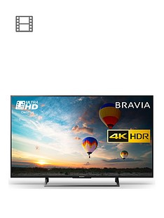 sony-bravia-kd43xe8004-43-inch-4k-ultra-hd-certified-hdr-smart-android-tvtrade-with-youview-and-freeview-hd-black