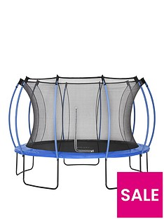plum-colours-by-plum-12ft-trampoline-amp-enclosure-reversible-blue-amp-lime