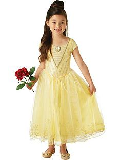 disney-beauty-and-the-beast-belle-dress-deluxe-child-costume-with-free-book