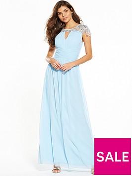 little-mistress-keyhole-maxi-dress-pale-blue