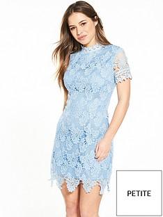 ax-paris-petite-crochet-dress