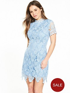 ax-paris-petite-crochet-dress