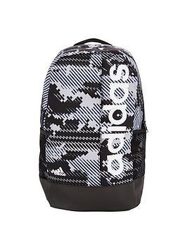 adidas-linear-print-backpack