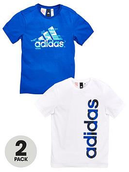 adidas-older-boys-2-pk-tees