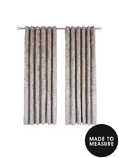 made-to-measure-luxury-crushed-velvet-eyelet-curtains-ndash-ivory