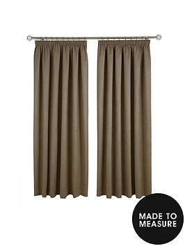 made-to-measure-faux-suede-pleated-curtains-ndash-chocolate