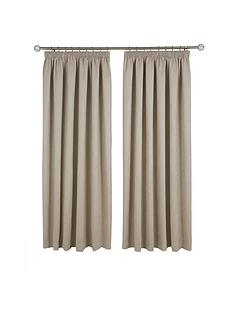 made-to-measure-faux-suede-pleated-curtains-ndash-natural