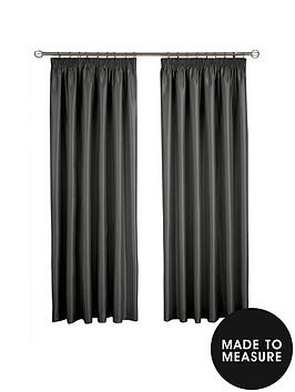 made-to-measure-faux-silk-pleated-curtains-ndash-black