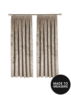 made-to-measure-luxury-crushed-velvet-pleated-curtains-ndash-champagne