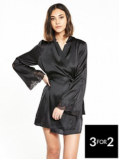 river-island-lace-trim-satin-robe