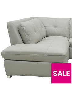 quatro-premium-leather-left-hand-corner-chaise-sofa
