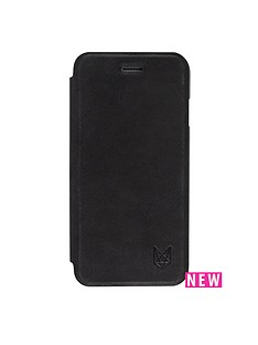 foxwood-stylish-and-protective-slim-folio-case-made-with-genuine-leather-for-apple-iphone-black