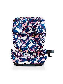 Cosatto Skippa Fix Group 23 Car Seat - Magic Unicorns