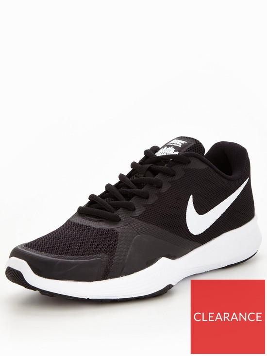 finest selection f572b e0531 Nike City Trainer - Black