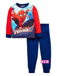 spiderman-long-pyjamas