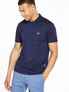 lyle-scott-fitness-lyle-amp-scott-sport-foster-pique-short-sleeve-polo
