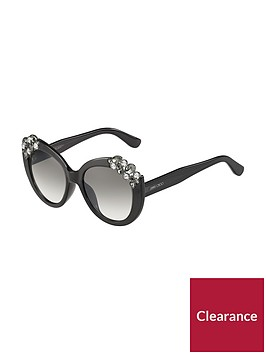 jimmy-choo-oversized-sunglasses-black