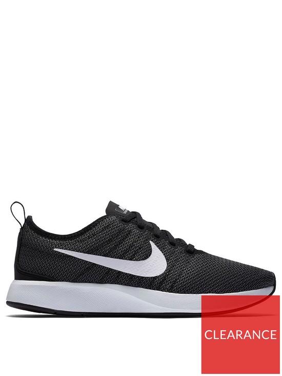 big sale cb0e9 55567 Nike Dualtone Racer - Black | very.co.uk