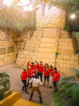 virgin-experience-days-the-crystal-maze-live-experience-with-souvenir-crystal-and-t-shirt-for-two-in-manchester