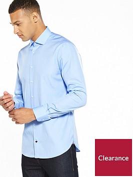 tommy-hilfiger-premium-dress-shirt-blue