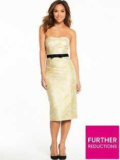 myleene-klass-jacquard-fitted-pencil-dress