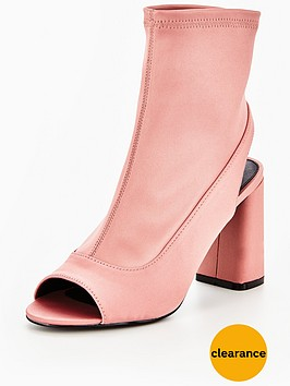 v-by-very-glossy-peep-toe-satin-stretch-shoe-boot-pink