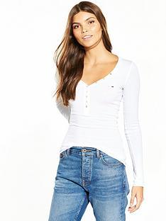 tommy-jeans-hilfiger-denim-original-henley-ls-t-shirt