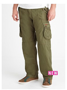 joe-browns-khaki-cargo-pants