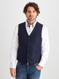 joe-browns-navy-waistcoat