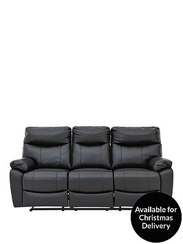 neptune-leatherfaux-leather-3-seater-manual-recliner-sofa