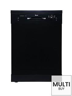 swan-sdw7080b-12-place-fullsize-freestanding-dishwasher-black