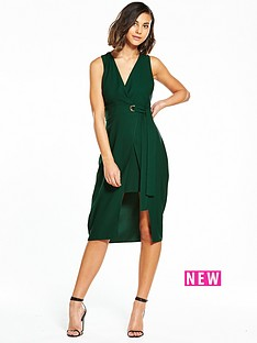 river-island-sleeveless-green-dress